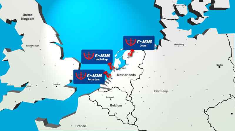 C-Job to open new office in Rotterdam