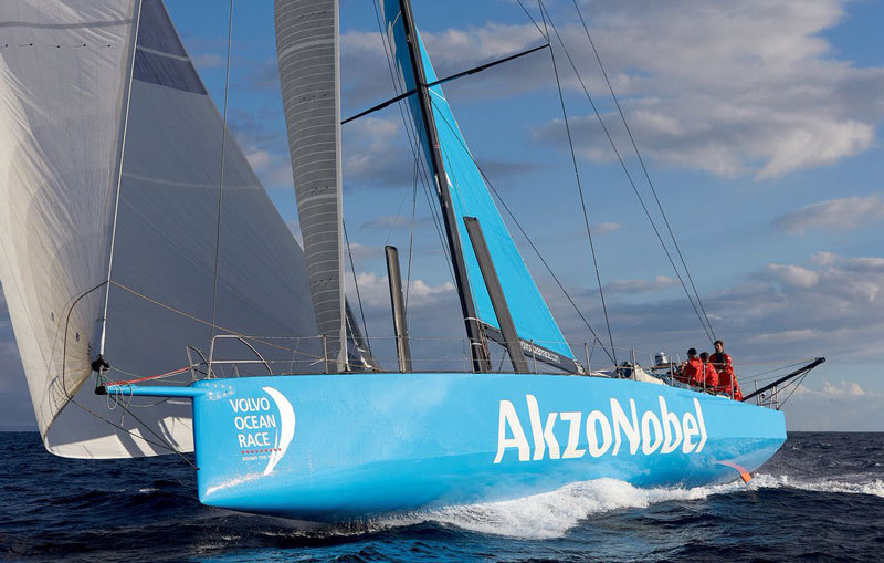 C-Job restructures management to accommodate Team Akzo Nobel in the Volvo Ocean Race