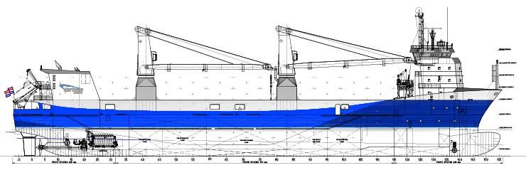 Transforming ideas into ship designs