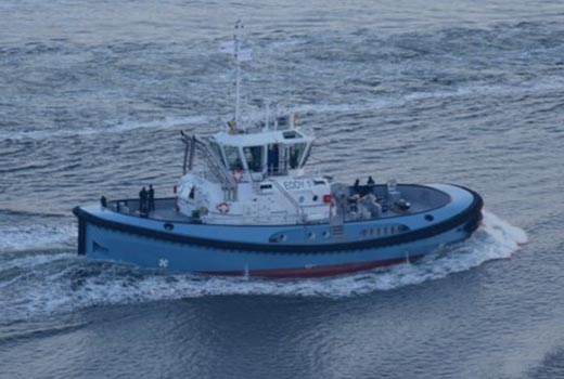 HOLLAND SHIPYARDS | Eddy Tug