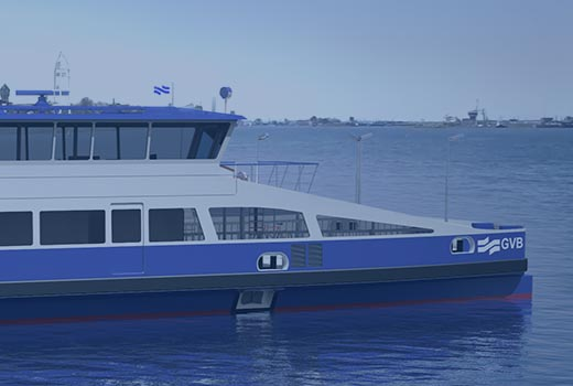 GVB – Electric Heavy Duty Ferries