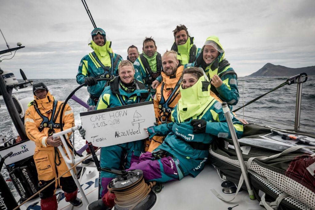 Interview with Volvo Ocean Race skipper Simeon Tienpont - C-Job